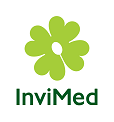 InviMed logo (partner Linii P2P)